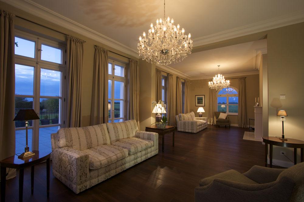 Herrenhaus-Salon